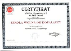 certyfikat-szkola-wolna-od-dopalaczy